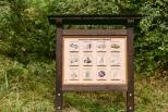 Lesní stezka v Lázních pod Zvičinou