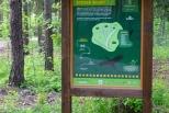 Městské lesy Hradec Králové - Stezka Siluet