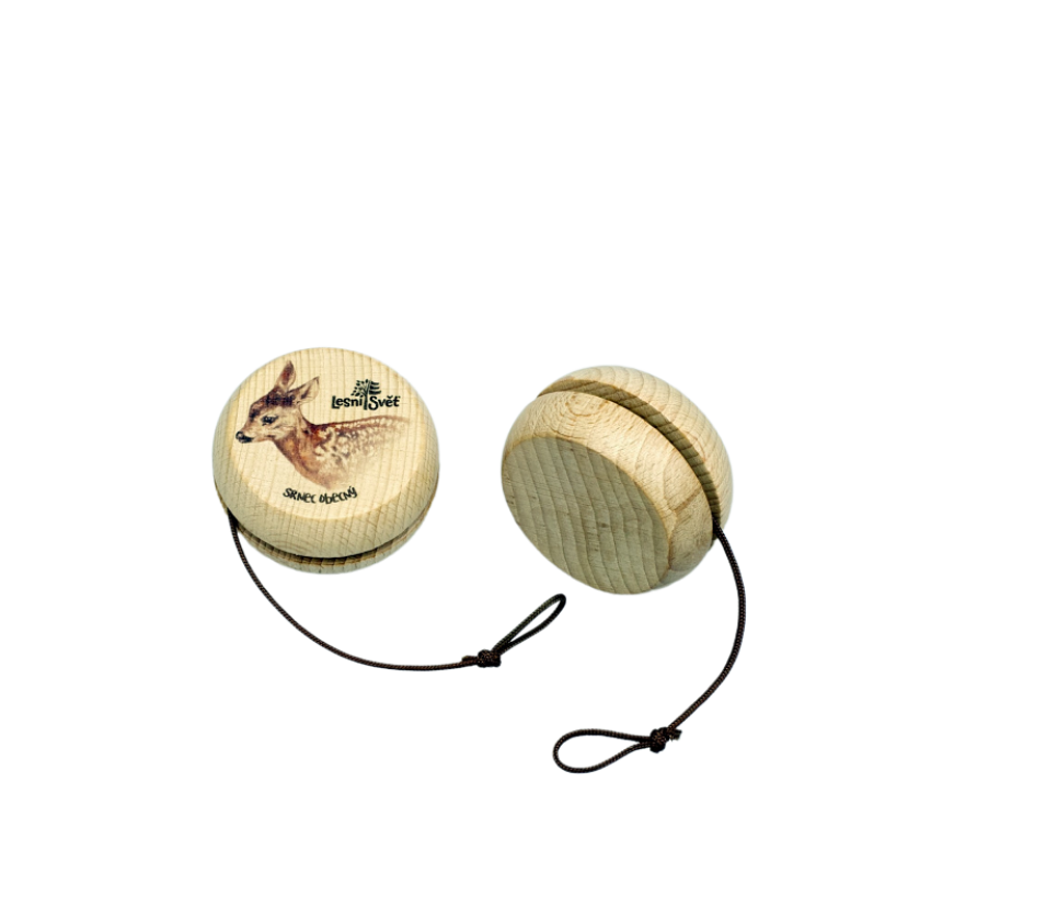 Dřevěné JOJO Srnec