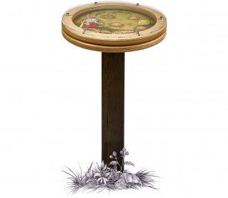Jednokolový kuličkolam