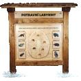 Potravní labyrint