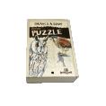 Sada Puzzle - Dravci a sovy